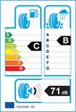 etichetta europea dei pneumatici per Maxtrek Sierra S6 215 55 18