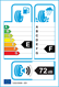 etichetta europea dei pneumatici per maxxis Ma-Sas 235 55 17 103 H M+S XL