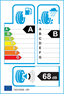etichetta europea dei pneumatici per michelin Pilot Alpin Pa3 205 60 16 92 H 3PMSF M+S
