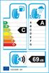 etichetta europea dei pneumatici per Michelin Primacy 3 205 55 16 91 V FR FSL