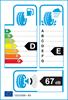 etichetta europea dei pneumatici per Michelin X-Ice Snow 165 70 14 85 T 3PMSF ICE M+S XL
