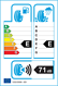 etichetta europea dei pneumatici per Momo W2 North Pole 205 60 16 96 H 3PMSF M+S XL