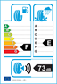 etichetta europea dei pneumatici per Nankang Ft-7 205 70 15 96 T