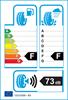 etichetta europea dei pneumatici per Nankang Snow Winter Sw-7 205 60 15 91 T 3PMSF M+S
