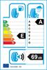 etichetta europea dei pneumatici per Nexen N'fera Ru1 225 55 19 99 H