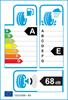 etichetta europea dei pneumatici per Nexen Roadian Ct8 165 70 14 87 R