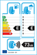 etichetta europea dei pneumatici per Nexen Winguard Suv 235 60 18 107 H XL