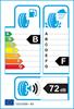 etichetta europea dei pneumatici per Nokian Hakkapeliitta R3 225 60 16 102 R M+S