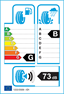 etichetta europea dei pneumatici per Petlas Fullgrip Pt935 195 75 16 107 R