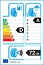 etichetta europea dei pneumatici per Pirelli Pzero 225 40 18 92 Y FR MO XL ZR