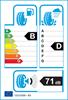 etichetta europea dei pneumatici per Pirelli Scorpion Verde Allseason (Ohne 3Pmsf) 285 40 22 110 Y B M+S XL