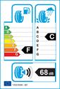 etichetta europea dei pneumatici per Riken ALLSTAR 2 B2 175 65 14