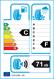 etichetta europea dei pneumatici per Sailun Atrezzo Zsr 205 45 16 87 V BSW XL