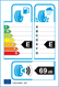 etichetta europea dei pneumatici per Sailwin Icewinner 96 (Tl) 185 60 15 88 H 3PMSF XL