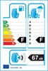 etichetta europea dei pneumatici per Sava Eskimo S3+ Ms 145 80 13 75 T M+S