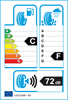 etichetta europea dei pneumatici per Security Tr603 Trailer 185 60 12 104 N M+S