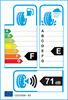 etichetta europea dei pneumatici per StarMaxx W810 Icegripper 145 70 13 71 T 3PMSF M+S