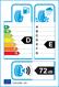 etichetta europea dei pneumatici per SunFull Sf-982 225 50 17 98 H 3PMSF M+S XL