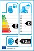 etichetta europea dei pneumatici per THREE Ecolander A/T 265 70 17 121 s M+S