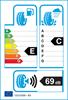 etichetta europea dei pneumatici per THREE P306 175 60 13 77 T M+S