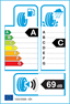 etichetta europea dei pneumatici per Toyo Nanoenergy J64 195 65 15 91 H
