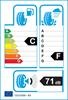 etichetta europea dei pneumatici per Vredestein Nordtrac 2 205 55 16 94 T C XL