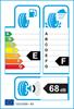 etichetta europea dei pneumatici per Vredestein Nordtrac 2 185 65 14 90 T 3PMSF M+S