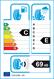 etichetta europea dei pneumatici per Vredestein Quatrac 5 205 55 16 91 V M+S