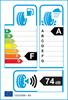 etichetta europea dei pneumatici per Yokohama W.Drive V902 235 45 17 97 V 3PMSF M+S XL