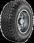 BF Goodrich All-Terrain T/A Ko2 215 75 15 100 S 3PMSF C M+S RBL